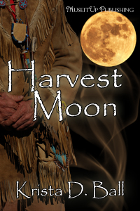 Book Review – Harvest Moon by Krista Ball