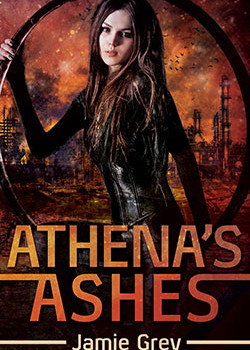 Athena's Ashes – Star Thief Chronicles #2