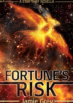 Fortune's Risk (A Star Thief Novella) – Star Thief Chronicles #1.5
