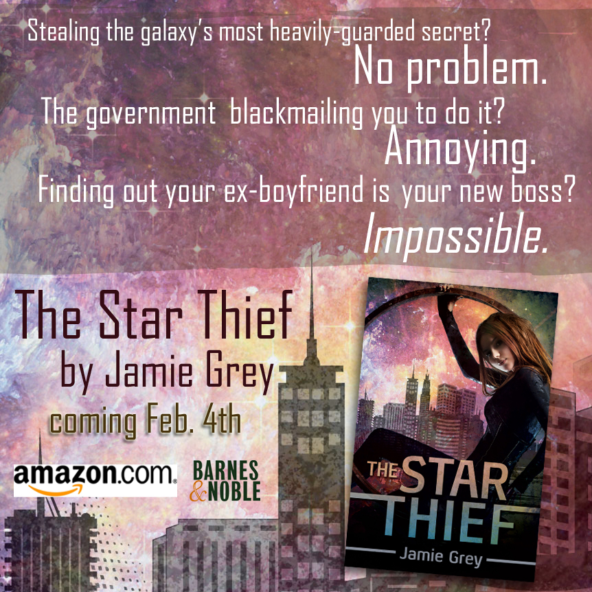 The Star Thief – Chapter One!